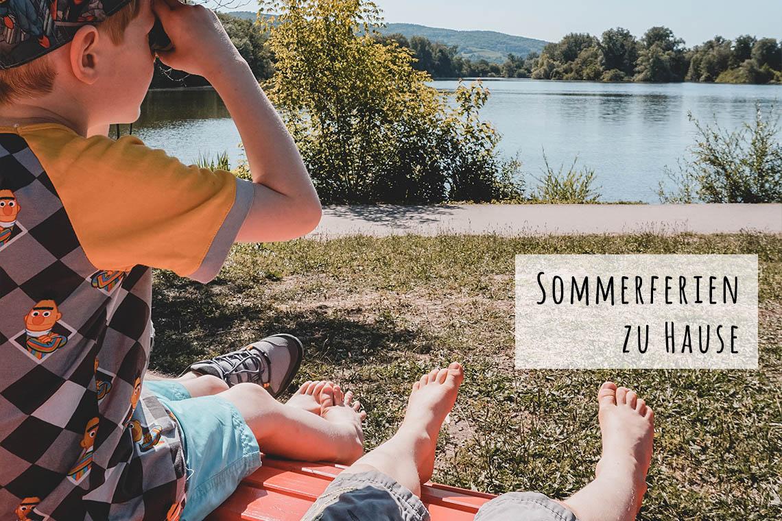 Sommerferien zu Hause