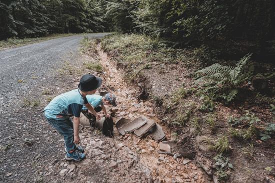 Viel zu erleben für Kinder