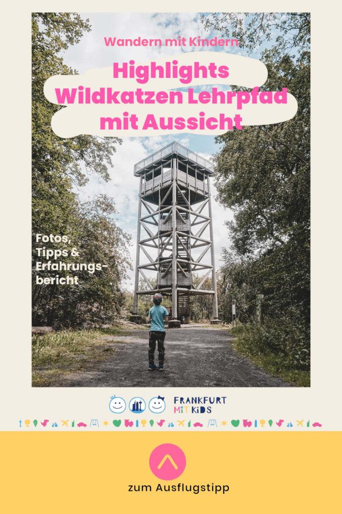 Pinterest Wildkatzen Lehrpfad