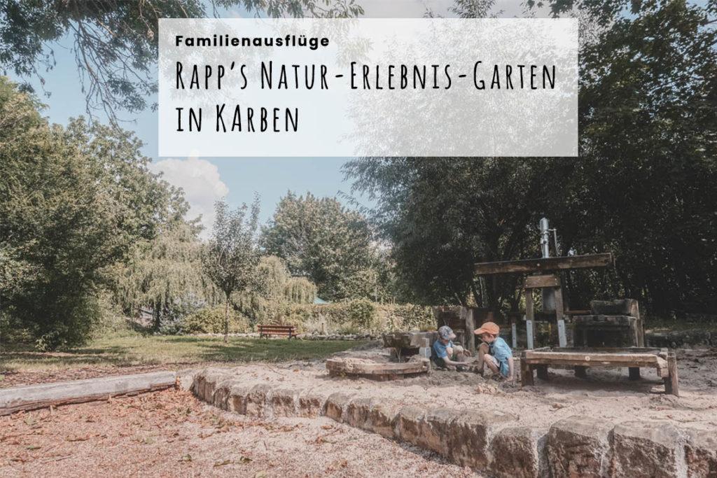 Rapps Natur-Erlebnis-Garten Karben