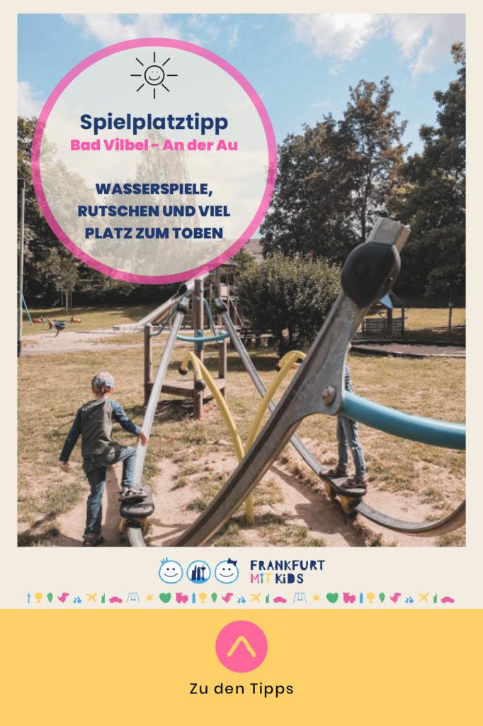 Pinterest Spielplatztipp Bad Vilbel
