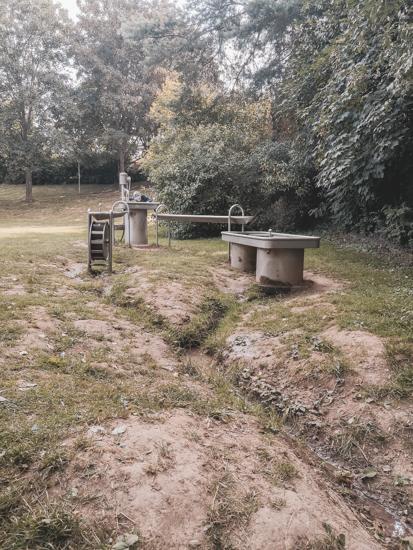 Spielplatztipp mit Wasserspiele Bad Vilbel