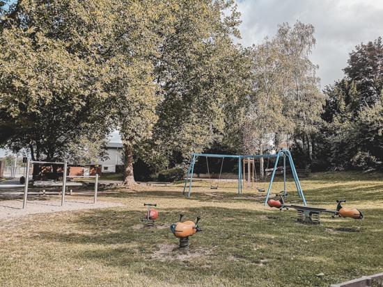 Spielpaltztipp An der Au Bad Vilbel