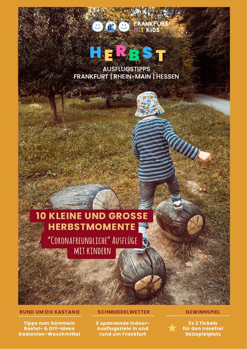 Digitales Magazin Ausflüge im Herbst mit Kindern