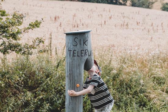 Telefon Kinderweg