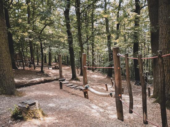 Solztal Kinderweg Waldspielplatz
