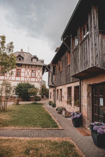 Hofgut Schwarzenborn Eiterfeld bei unserem Wochenende in Bad Hersfeld