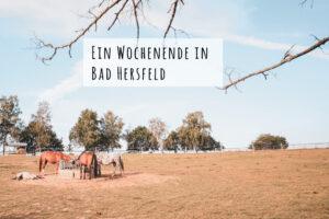 Wochenende Bad Hersfeld