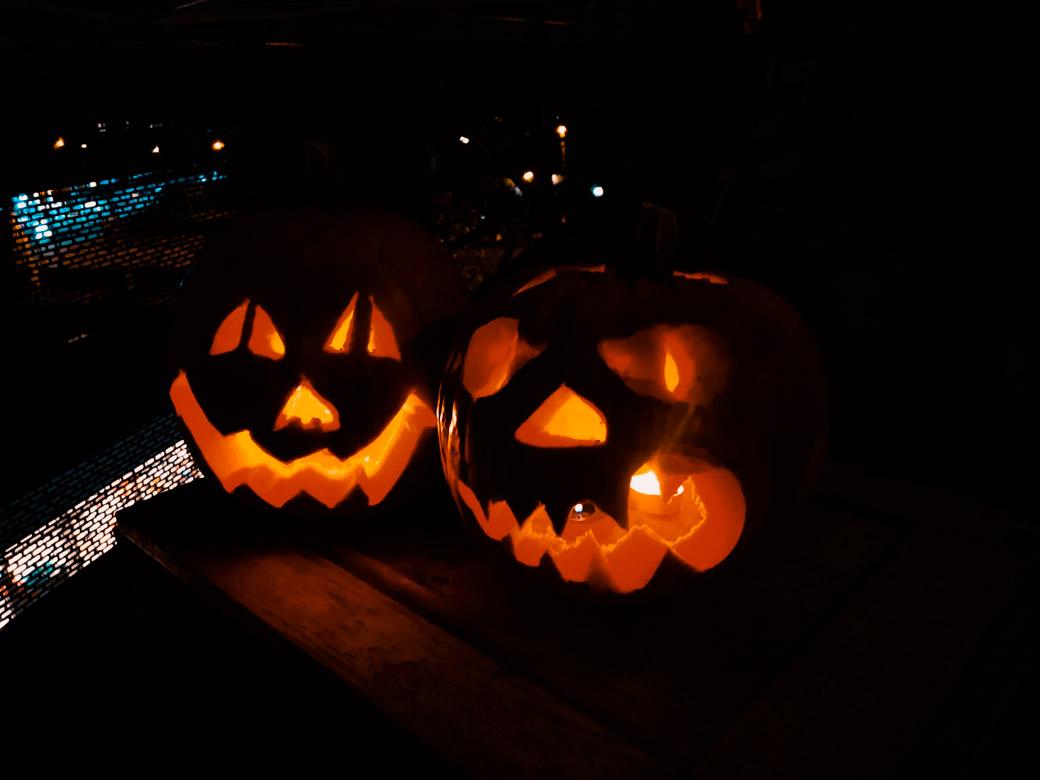 Halloween mit Kindern