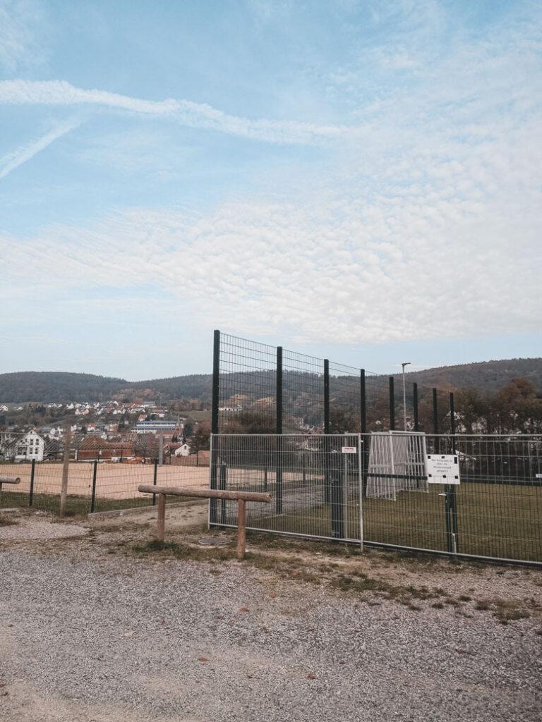 Waldaschaff Bolzplatz