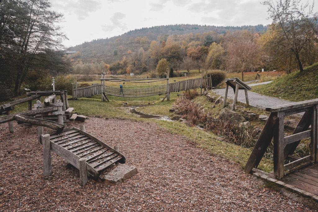 Natur- und Wassererlebnispfad in Waldaschaff
