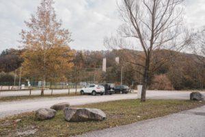 Parkplatz Waldaschaff