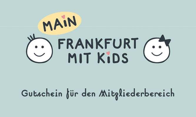 Gutschein für Main Frankfurt mit Kids