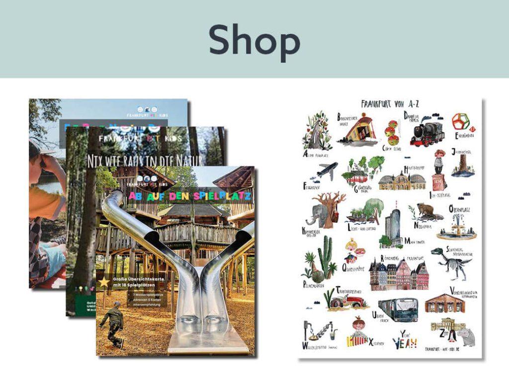 Shop Übersicht