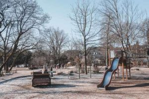 Spielplatz Holzhausenpark