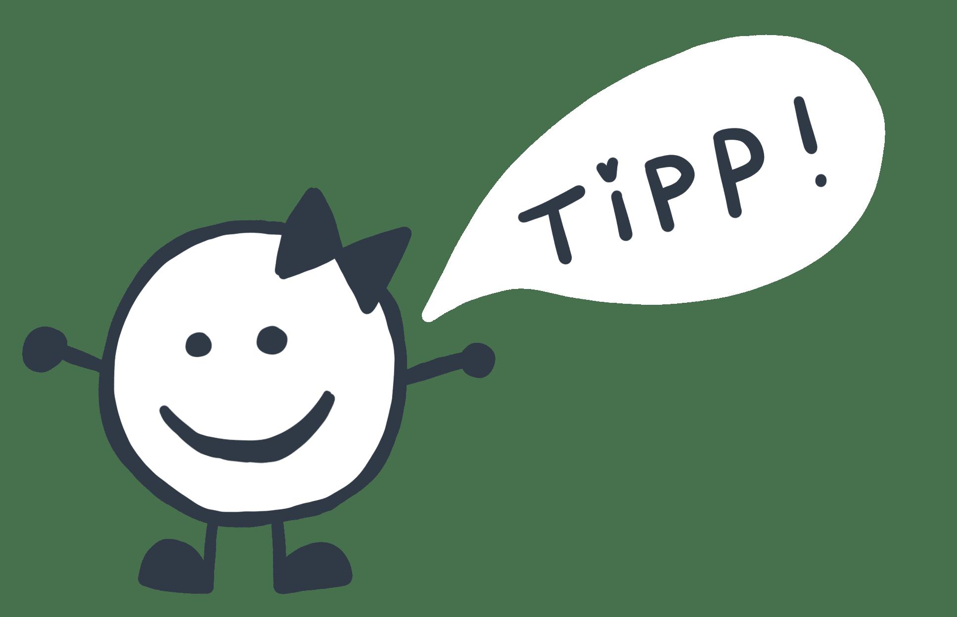 Kleiner Entdecker Tipp