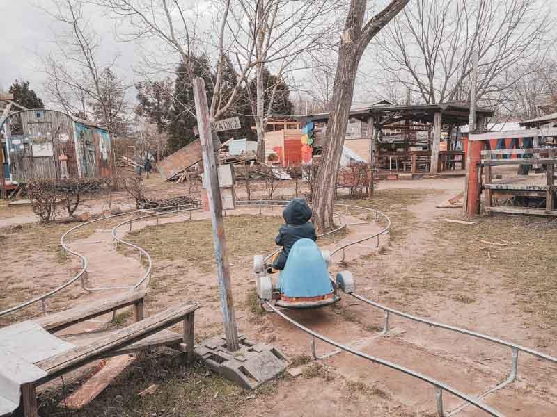 Abenteuerspielplatz Colorado Park