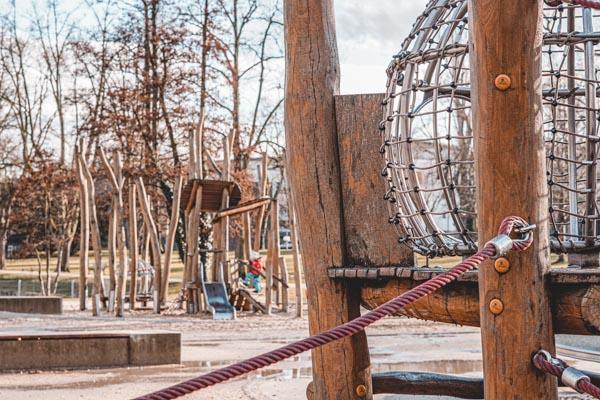 Höchster Stadtpark Spielplatz