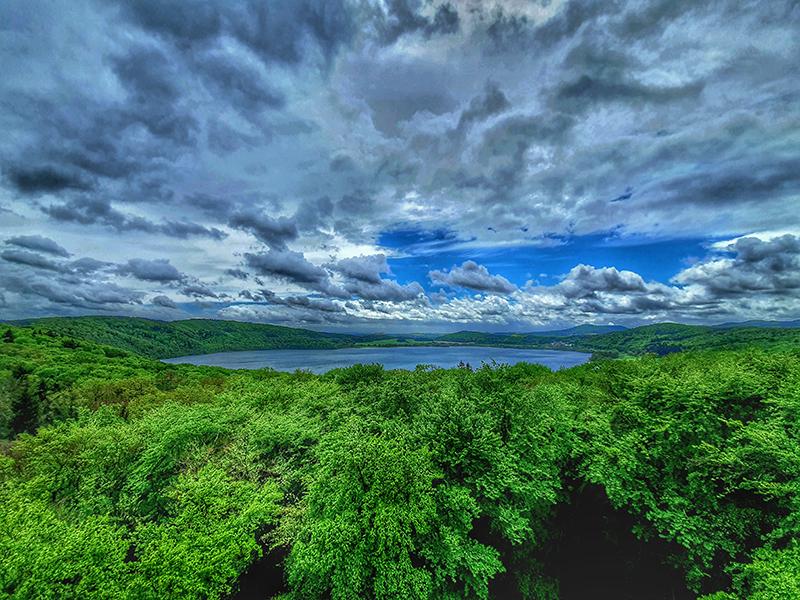 Wanderung Laacher See