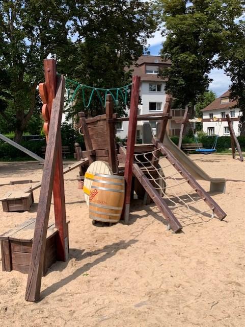 Römer Spielplatz Bad Vilbel