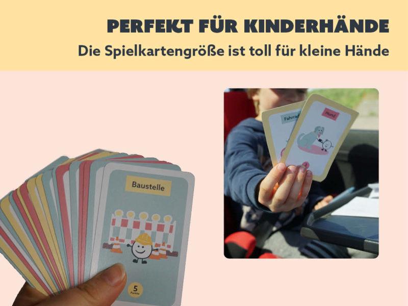 Spiel unterwegs mit Kids