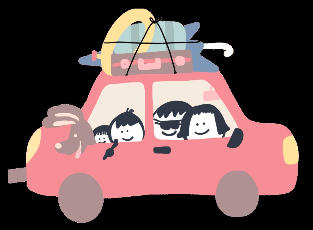Auto ab in den Sommer
