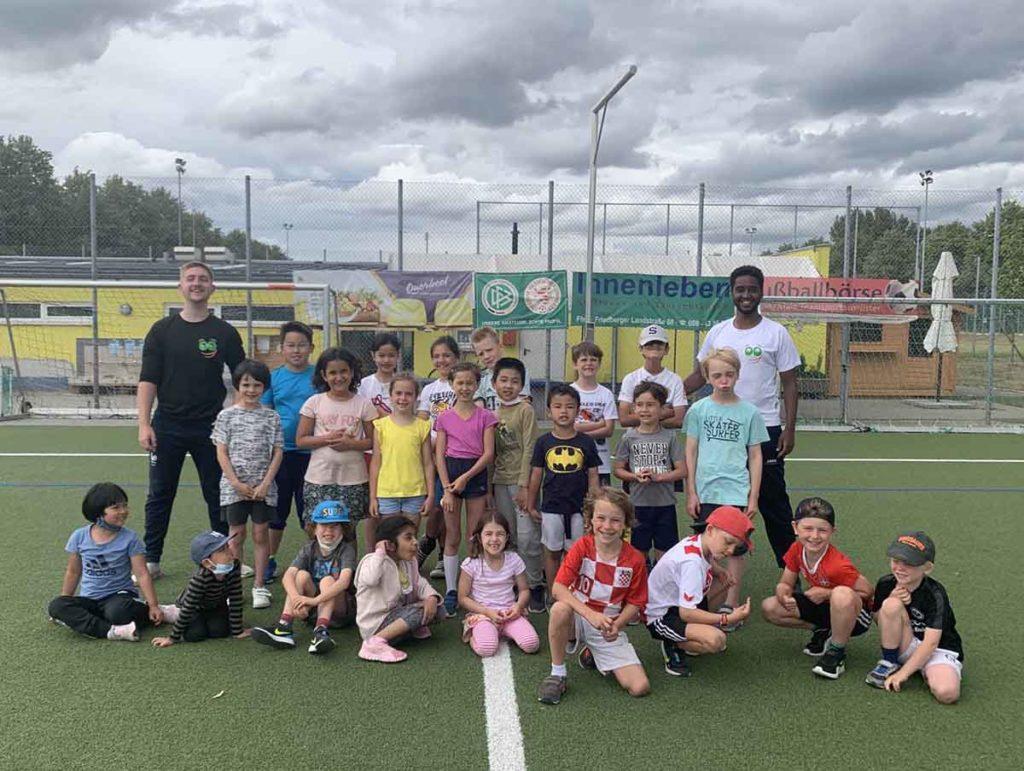 Sport Camp Outdoor Kids