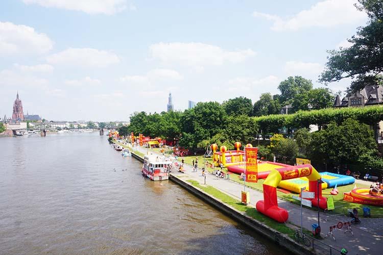Mainspiele Frankfurt