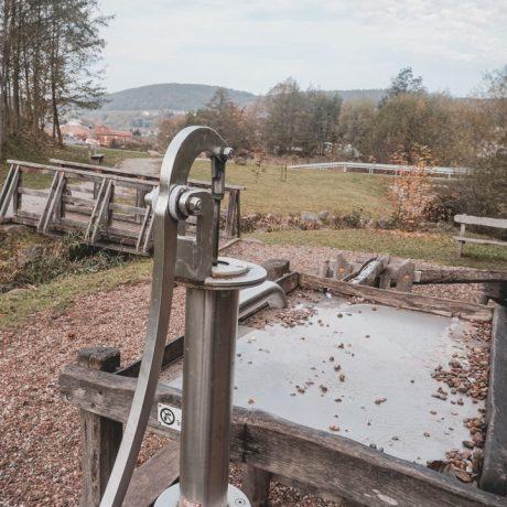 Wasserspielplatz Waldaschaff